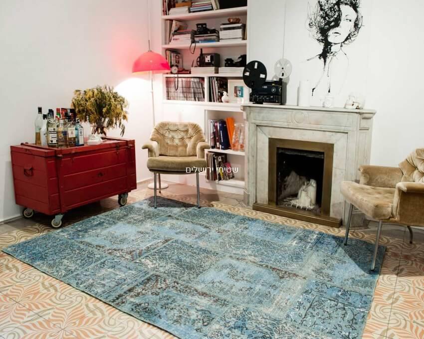 איך לבחור שטיח לסלון הבית? חלק א'