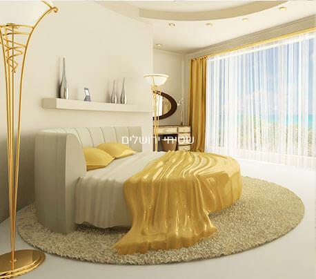 עיצוב חדר השינה: איך לבחור שטיח לחדר שינה?