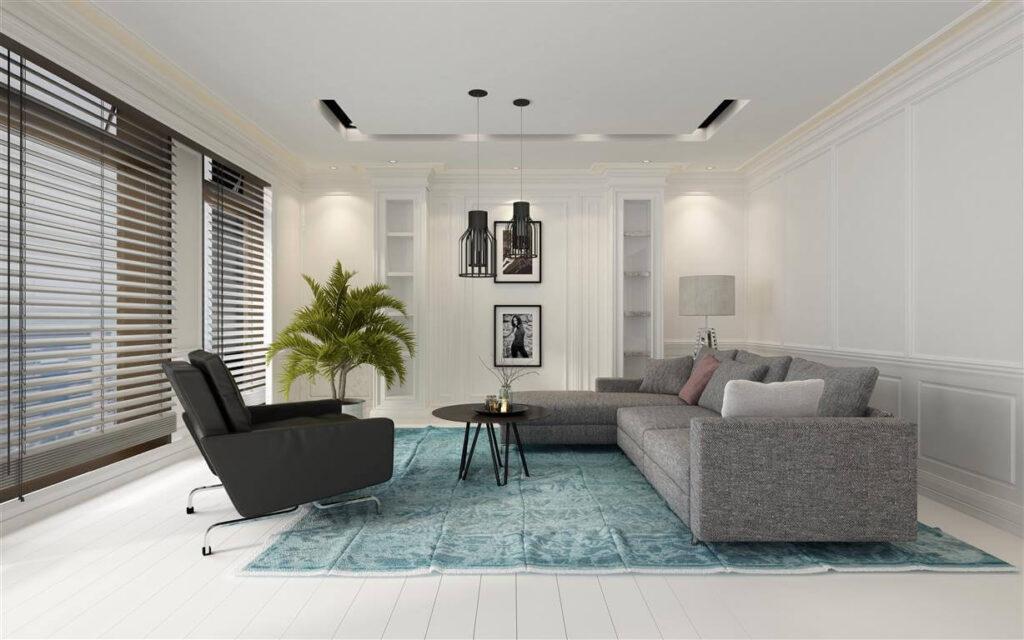 שטיח גדול לסלון