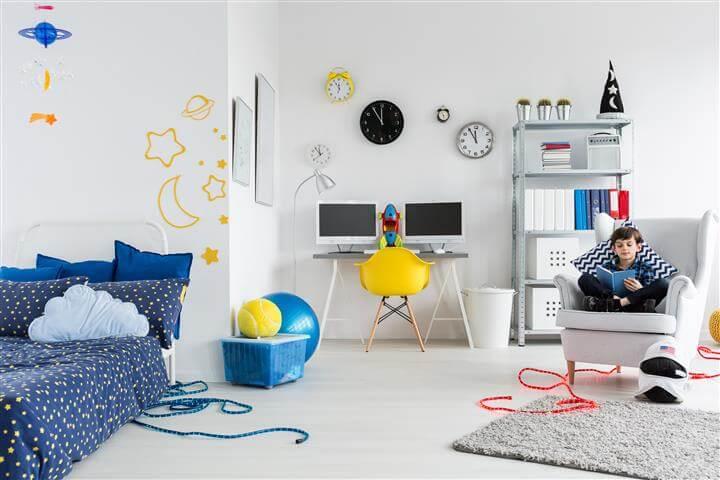 שטיחים לחדר בנים
