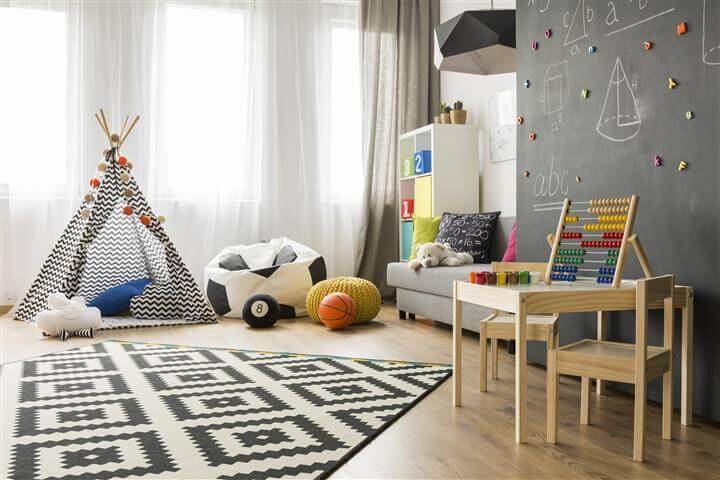 שטיחים לחדרי ילדים במבצע