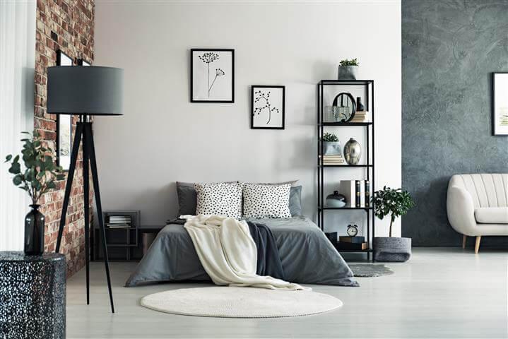 הטיפים שלנו לעיצוב חדר שינה מושלם
