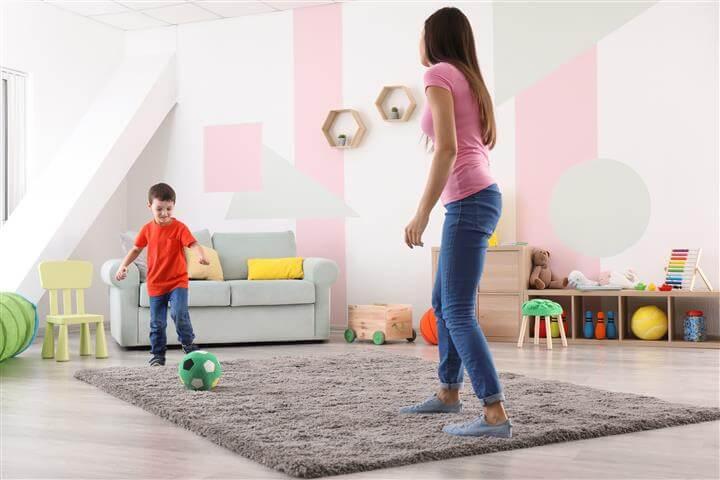 שטיח לחדר משחקים