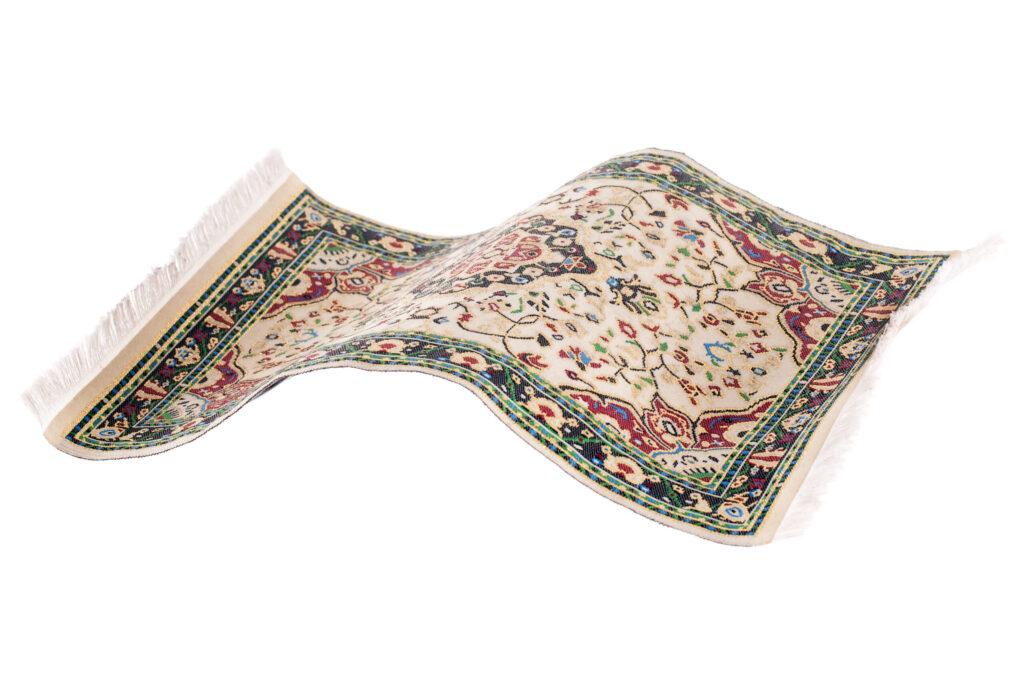 שטיחים בהיסטוריה