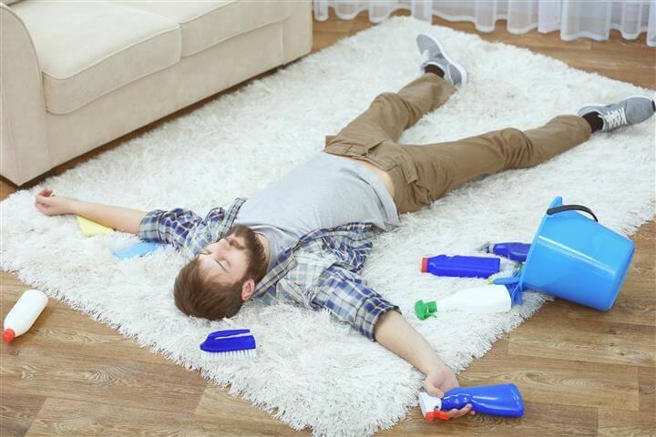 איך לשמור על השטיח לאורך זמן