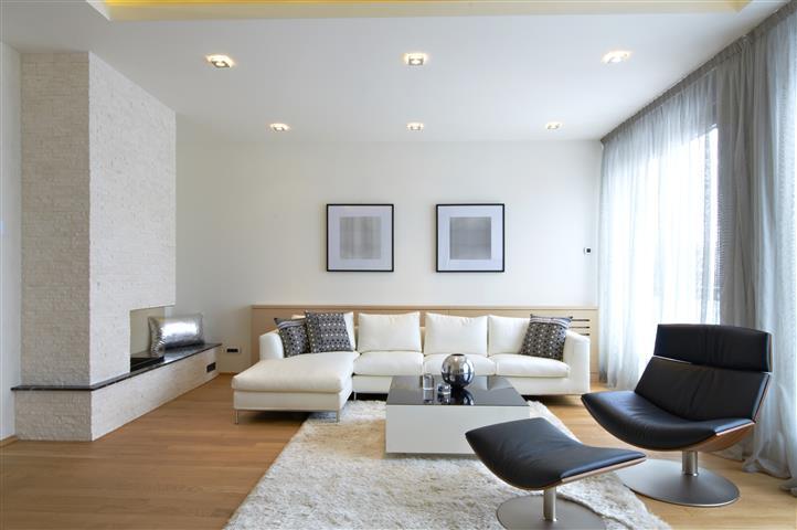 עיצוב הסלון בבית