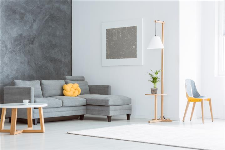 איך לעצב את הסלון בזול